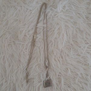 Coach Long Lock necklace